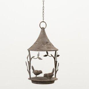 Hanging Decorative Bird Feeder By Brambly Cottage