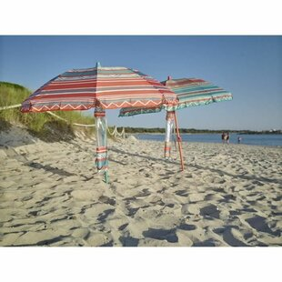 Joselyn 1.8m Traditional Parasol By Freeport Park