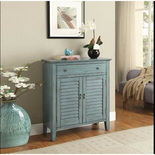 Costner 2 Door Accent Cabinet by Highland Dunes