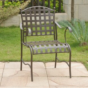 Lyerly Patio Dining Chair (Set of 2)