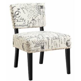 Ebern Designs Dylan Slipper Chair