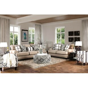 Pearson Configurable Living Room Set by Canora Grey