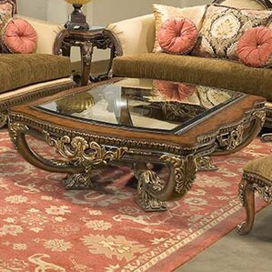 Sicily Coffee Table by Ben..
