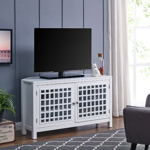 Reviews Chitrigemath Corner TV Stand for TVs up to 40 by Highland Dunes Reviews (2019) & Buyer's Guide