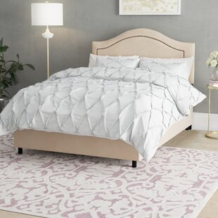 Best Reviews Doleman Upholstered Wood Frame Panel Bed by Willa Arlo Interiors Reviews (2019) & Buyer's Guide