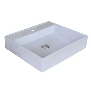 Searching for Ceramic Square Vessel Bathroom Sink ByAmerican Imaginations