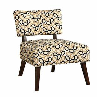 Ivy Bronx Gumbranch Slipper Chair