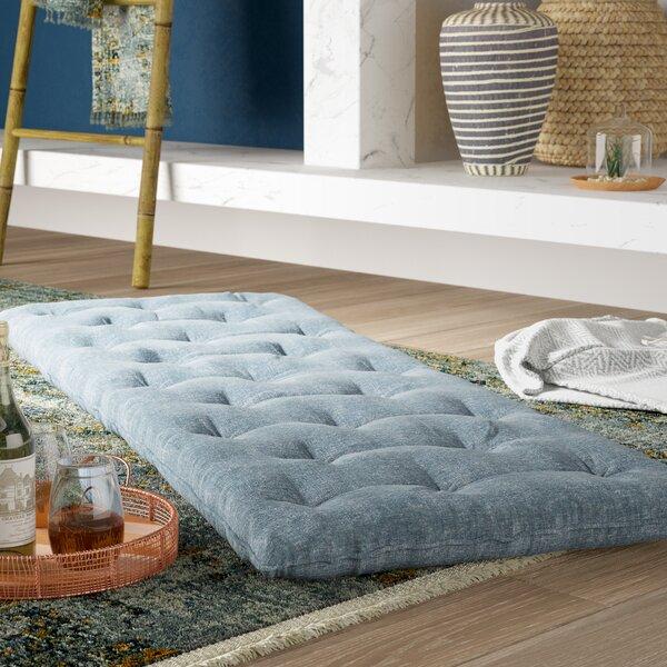 Mistana Darvin Rectangular Lounge Floor Pillow Reviews Wayfair