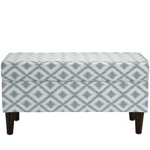 Ivy Bronx Raelynn Upholstered Storage Bench