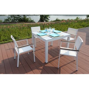 Rizzuto 5 Piece Dining Set