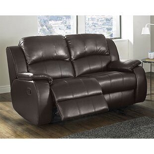 Anya The Milano 2 Seater Leather Reclining Sofa