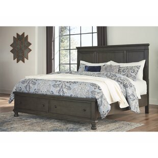 Devensted Storage Panel Bed by Signature Design by Ashley