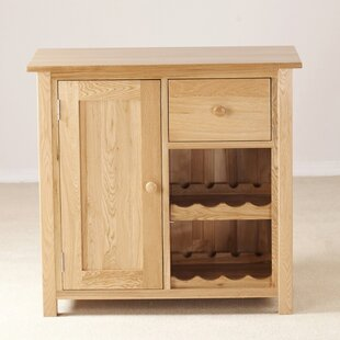8 Bottle Wine Bar Cabinet By Gracie Oaks