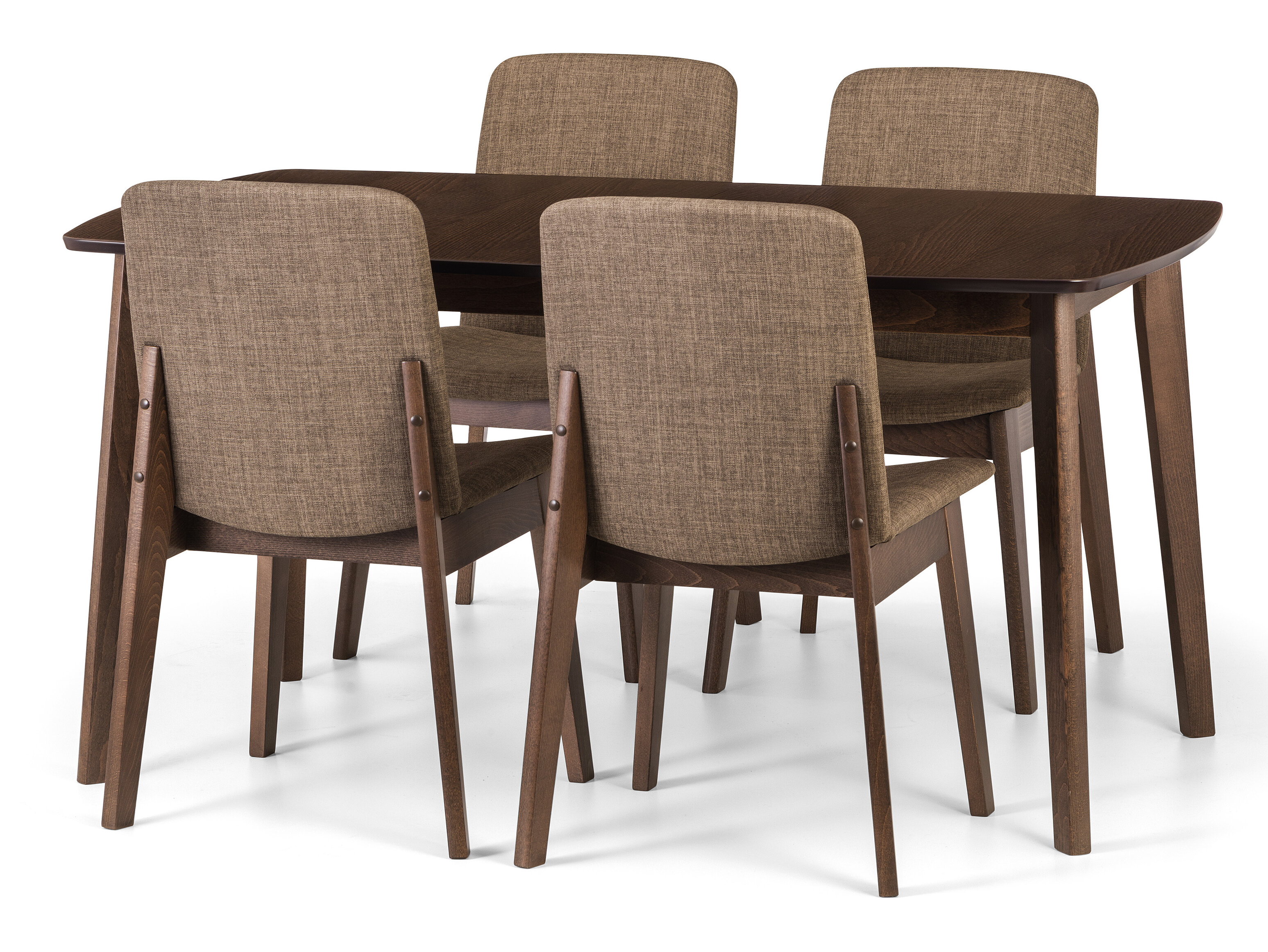 Langley Street Tahquitz Extendable Dining Table And 4 Chairs Reviews