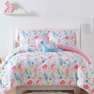 Champney Mermaids Comforter Set