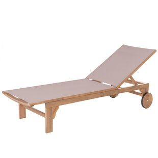 Airdrie Reclining Sun Lounger By Sol 72 Outdoor