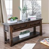 Zora 48 Solid Wood Console Table by Loon Peak®