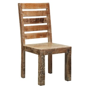 Arakaki Solid Wood Dining Chair (Set of 2) by Mi..