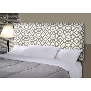 Ruff Upholstered Panel Headboard