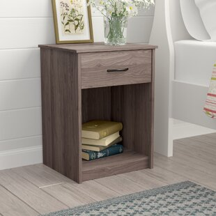 Bowdoin 1 Drawer Nightstand