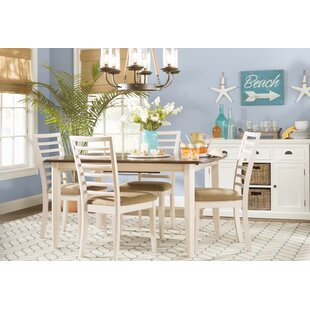 Beachcrest Home Stamant Dining Table