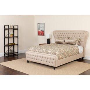 Katlyn Upholstered Platform Bed