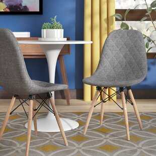 Pollak Side Chair (Set of 2) by Wrought Studio
