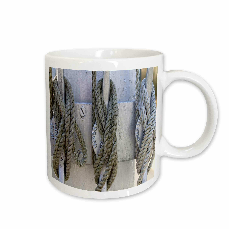 East Urban Home Print Of Nautical Knots Hung Up Coffee Mug Wayfair