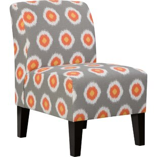Affordable Price Bigham Slipper Chair by Simmons Upholstery by Ebern Designs