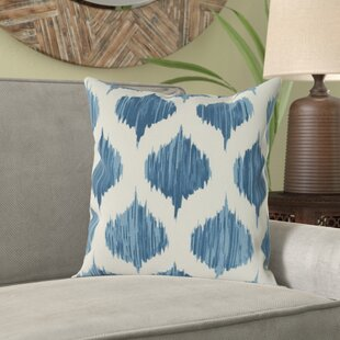 Minster Modern Cotton Throw Pillow