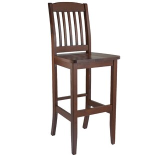 Gillum School 30 Bar Stool by Charlton Home
