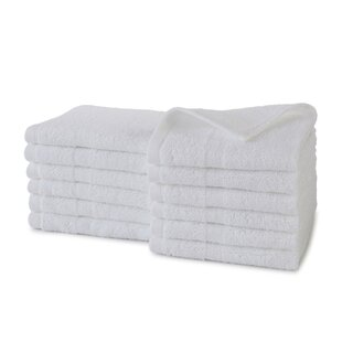 Purity 12 Piece Wash Cloth Set