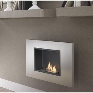 Anais Wall Mounted Ethanol Fire By Belfry Heating