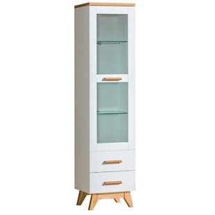 Dereck 2 Drawer Accent Cabinet