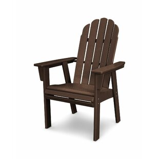 Vineyard Plastic Adirondack Chair by POLYWOOD®