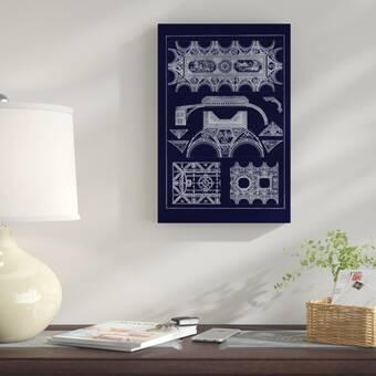 Evive Designs Color Escapeby Vanna Lam Framed Painting Print Wayfair