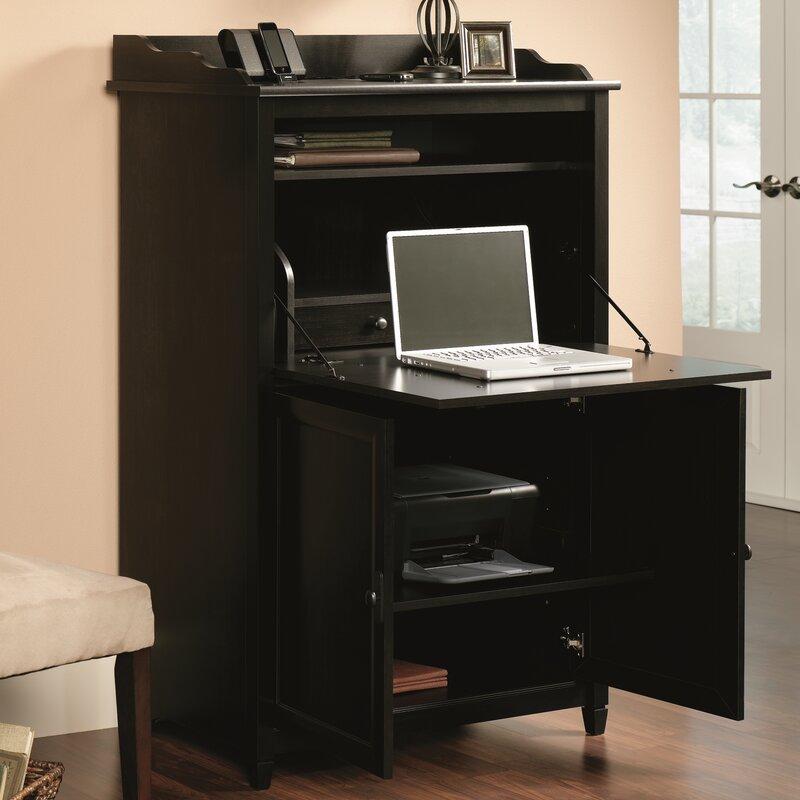 default_name - Darby Home Co Eva Armoire Desk & Reviews Wayfair