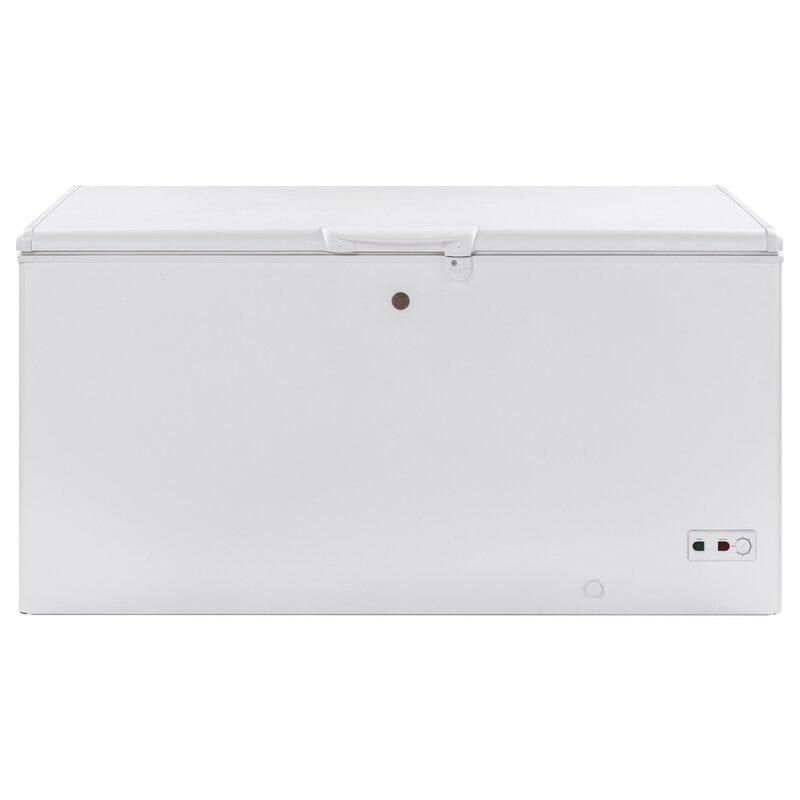 Ge Appliances Garage Ready 15 7 Cu Ft Chest Freezer Reviews Wayfair