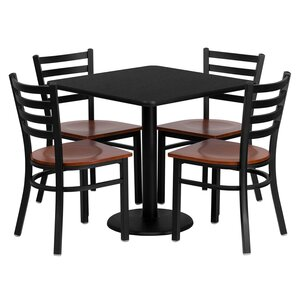 Sumit 5 Piece Dining Set by Red Barrel Studio