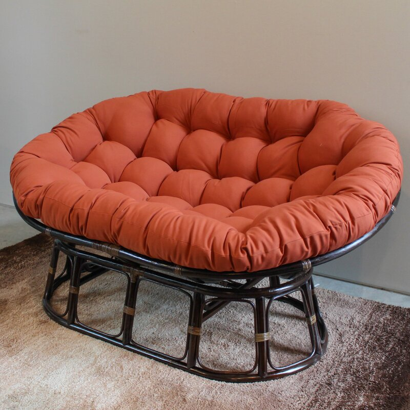 Merveilleux Indoor Papasan Cushion