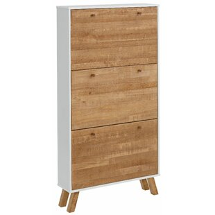 Abordale 9 Pair Shoe Storage Cabinet By Norden Home