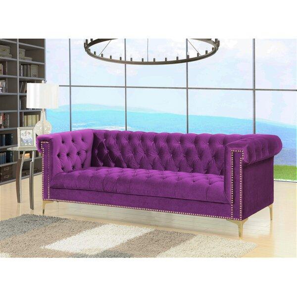 Exceptionnel Bea Velvet Chesterfield Sofa