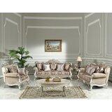 Hinrichs 3 Piece Living Room Set by Astoria Grand