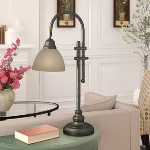 Pruitt 28 Arched Table Lamp