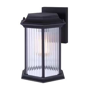 Top Reviews Rickards Outdoor Wall Lantern By Charlton Home