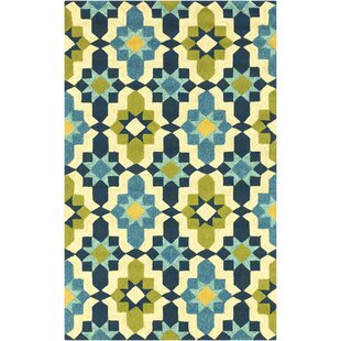 Best Choices West Hill Multi-Colored Indoor/Outdoor Area Rug By Wrought Studio