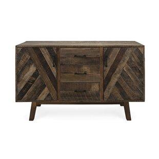 Vasili Wooden Sideboard Union Rustic