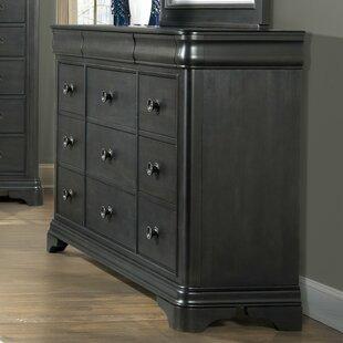 Zahir 9 Drawer Dresser