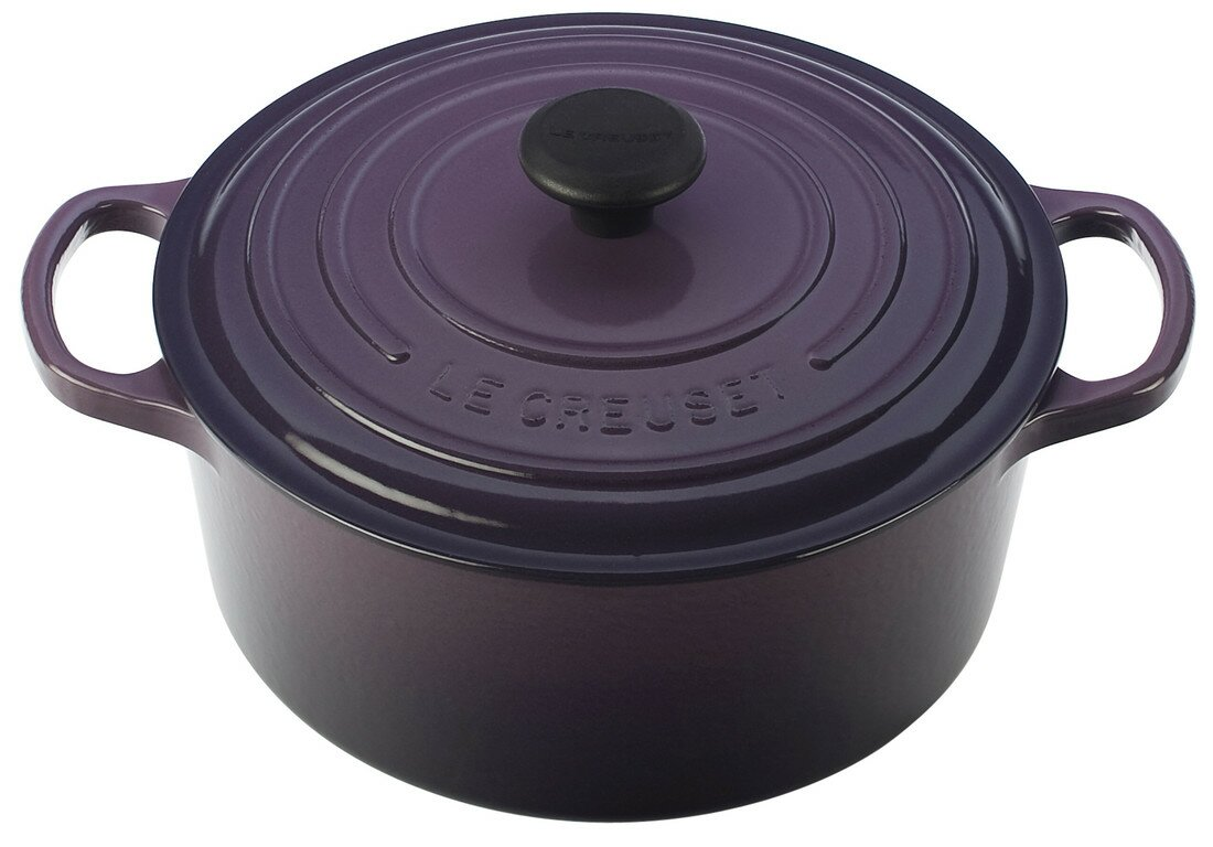 Le Creuset Enameled Cast Iron Round French Oven & Reviews | Wayfair