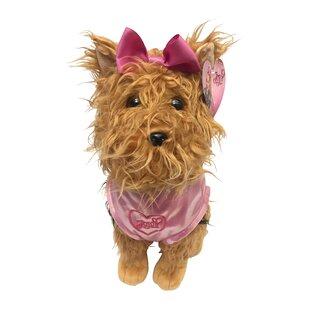 Nickelodeon JoJo Siwa BowBow the Dog Plush Throw Pillow